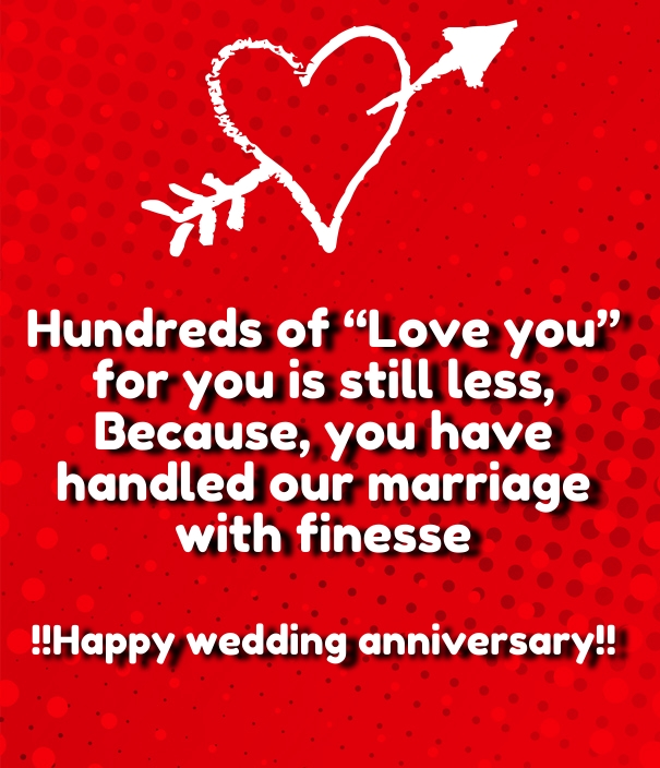 anniversary card for husband