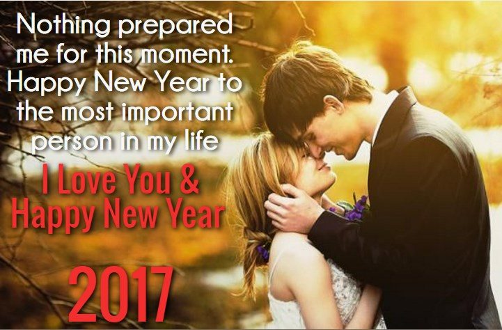 New year wishes messages for lover
