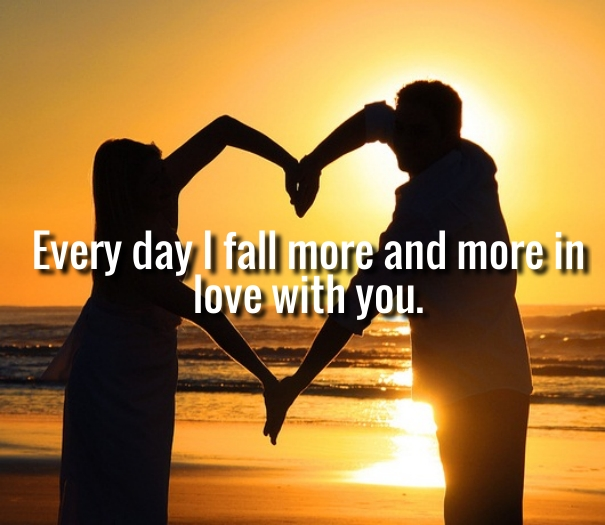 10 Deep Romantic Things to Say to Your Boyfriend - Quotes ...