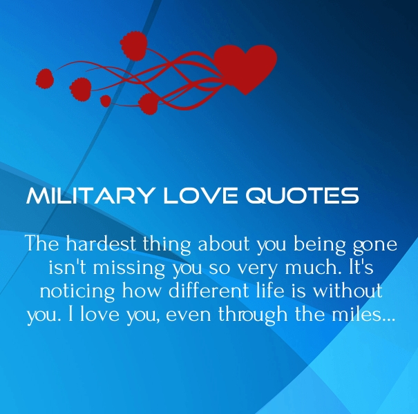 army military couple love quotes him her