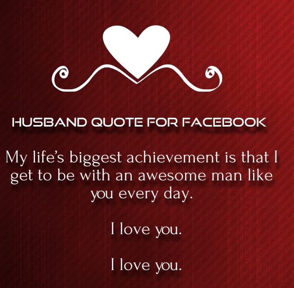 I Love My Husband Pictures For Facebook