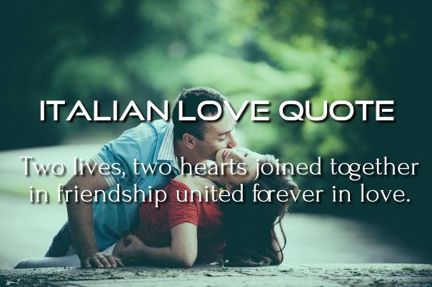 italian love sayings images