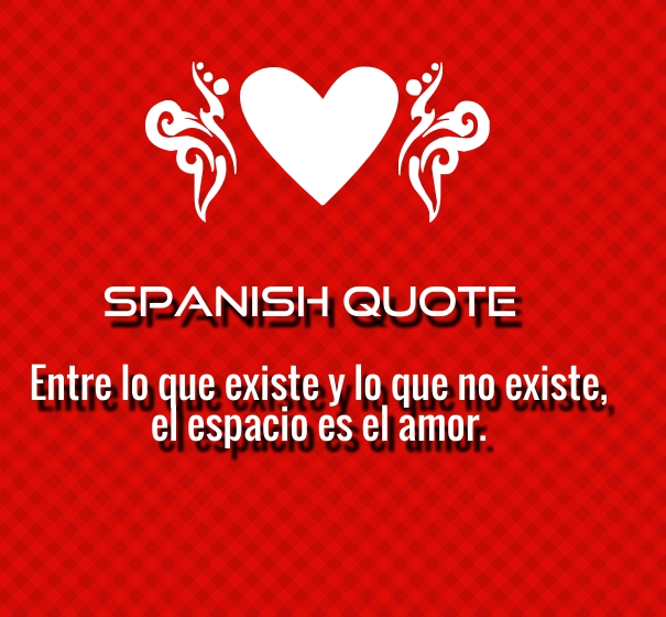 I Love You Picture Quotes In Spanish : love quotes in spanish