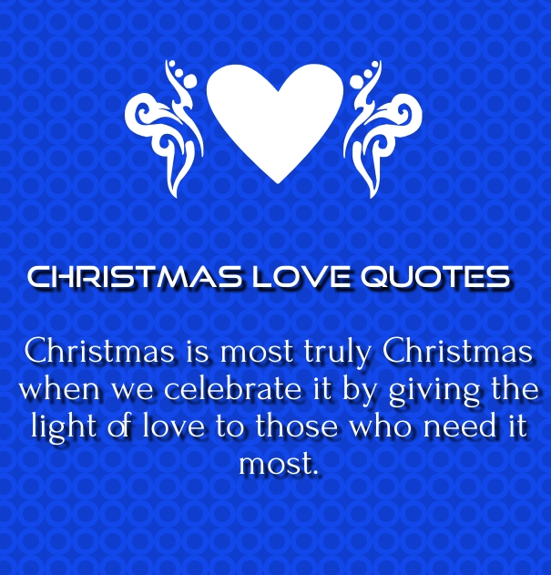 merry christmas i love you quotes