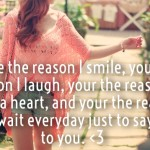 Secret Crush Quotes for Him with Images