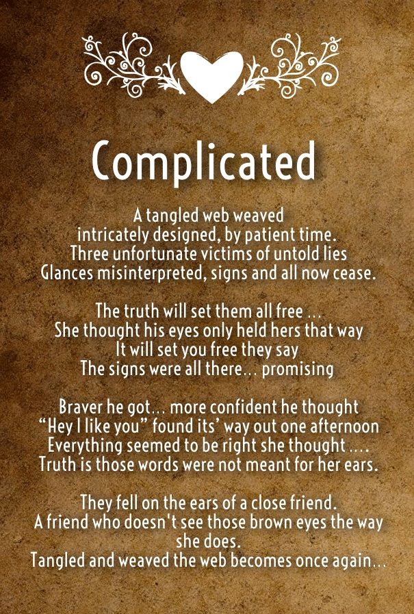 Free Love Poems And Quotes Gorgeous Some Good Complicated Love Poems  Quotes Square