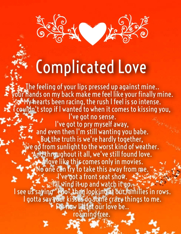 Troubled Relationship Poems