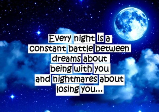 evening quotes for her