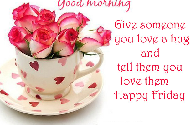 Image result for friday morning greetings