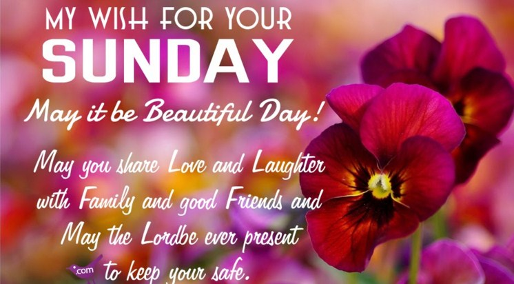 sunday morning blessings quotes