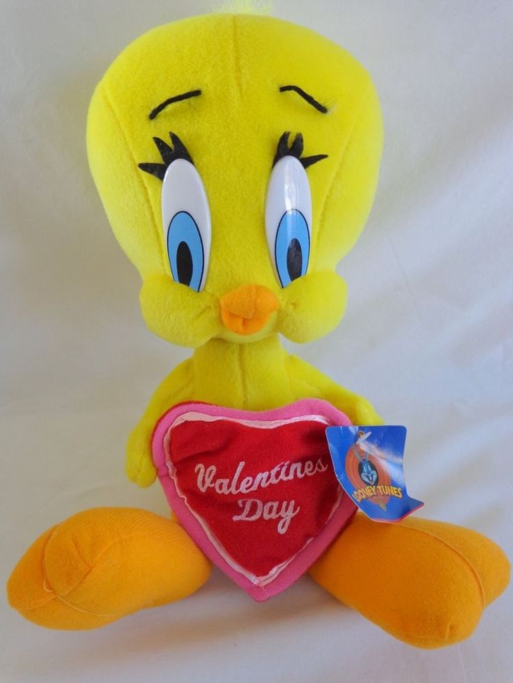 It...great tweety valentine get