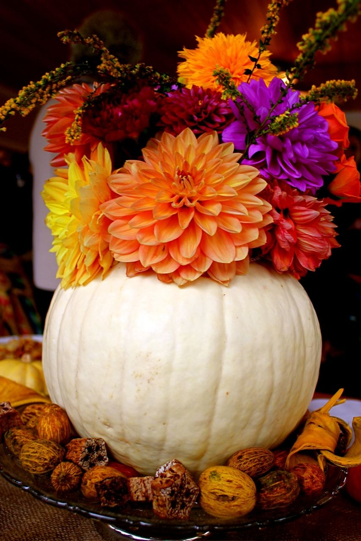 flower arrangement ideas for halloween