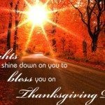 Thanksgiving Messages for Family with Images