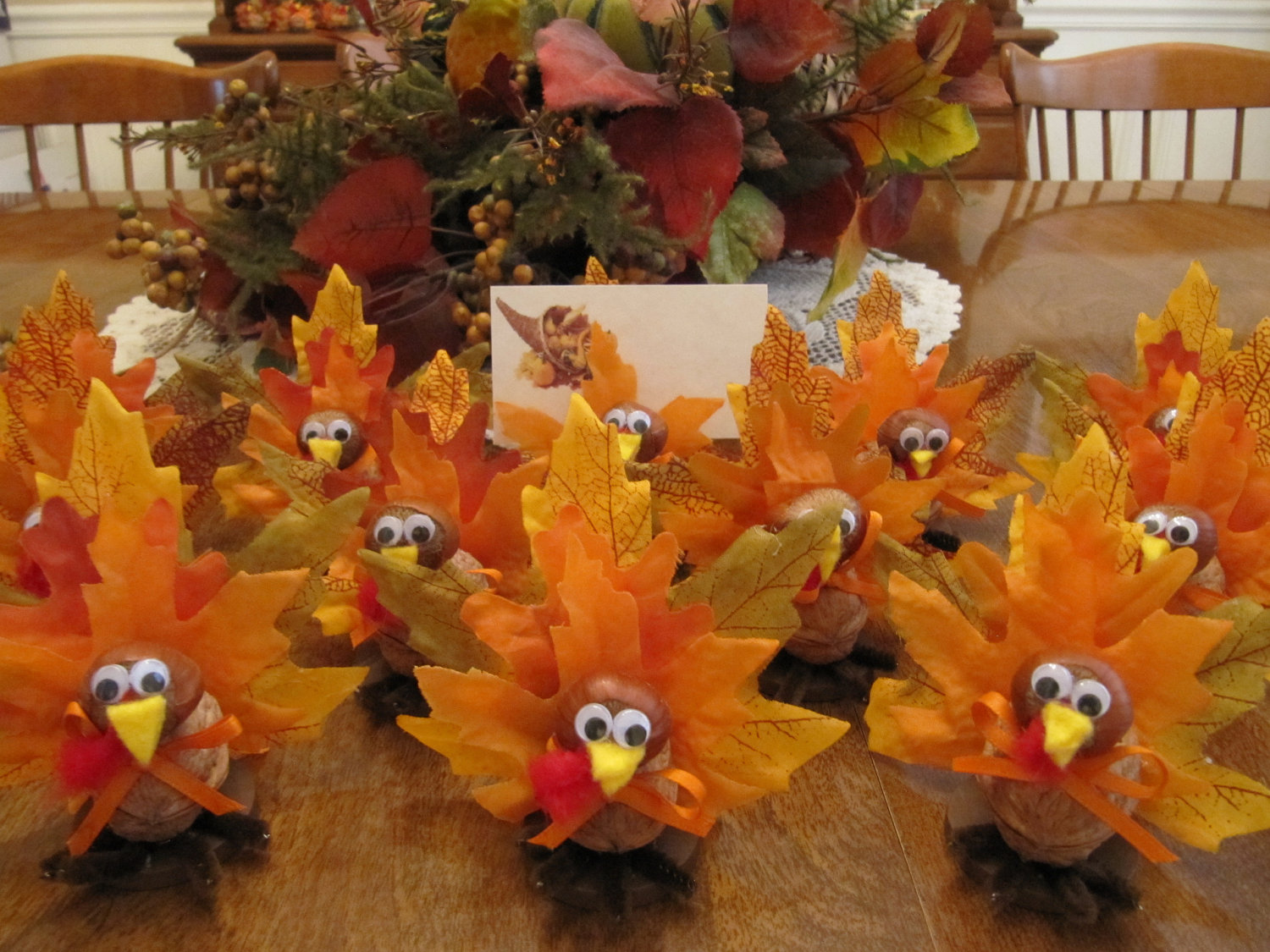 Thanksgiving Decor Ideas Part - 34: Thanksgiving Decorations. Thanksgiving Decoration Ideas