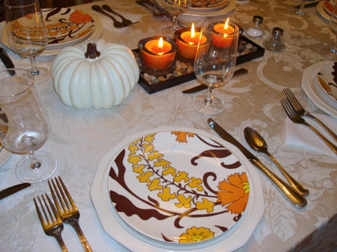 thanksgiving floral centerpiece ideas
