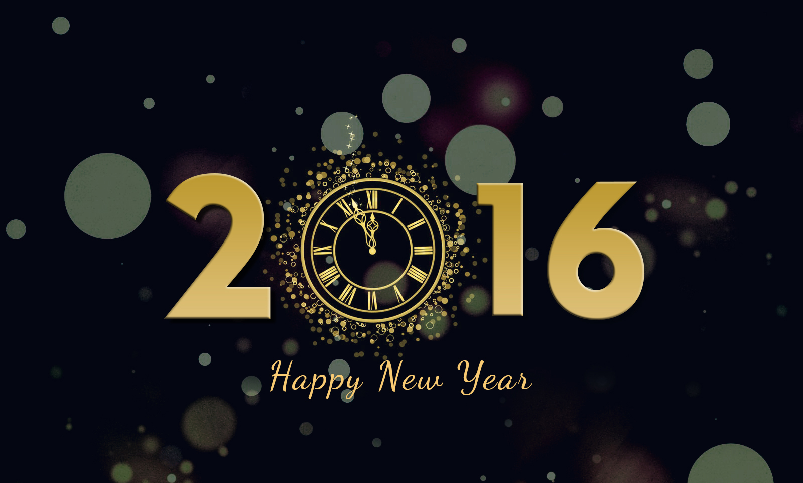 Happy New Year 2016 Background Images Quotes Square