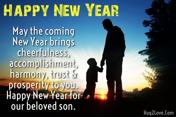 happy new year wishes quotes for son quotes square