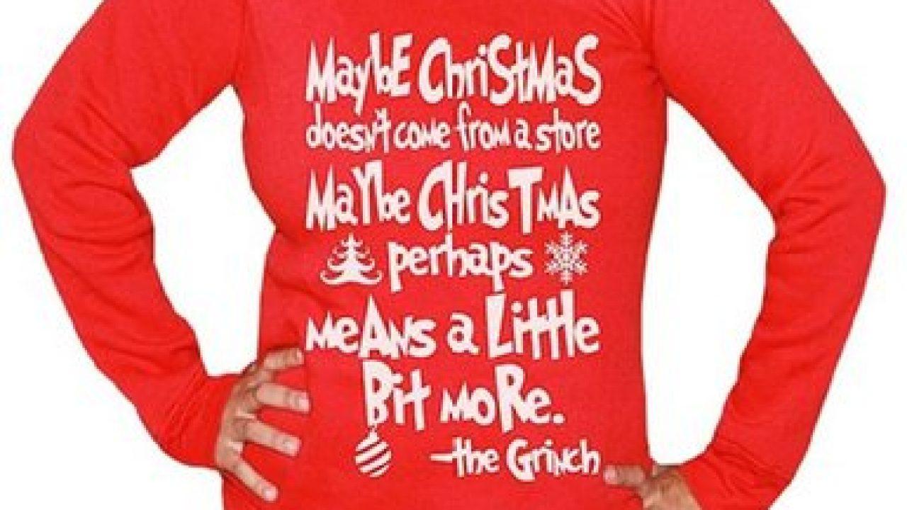 Ugly Christmas Sweaters 2021