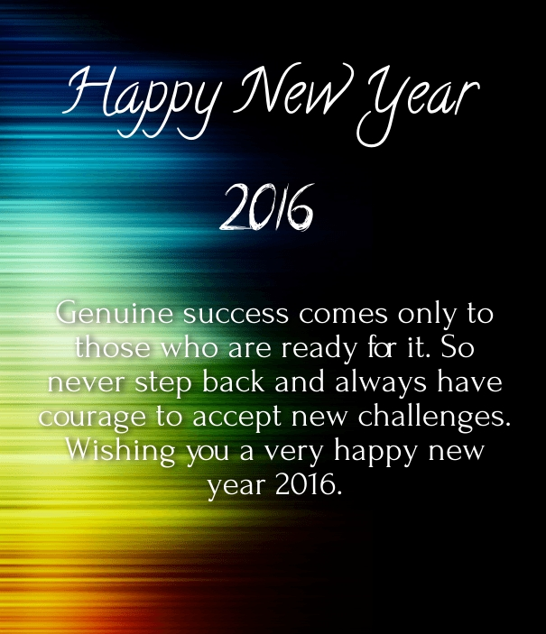 wishing a happy new year message happy new year quotes
