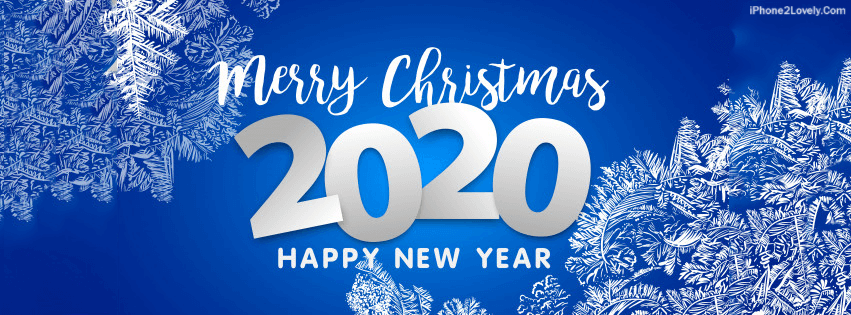 Merry Christmas 2020 Cover New Year Facebook Cover 2020 Merry Christmas   Quotes Square