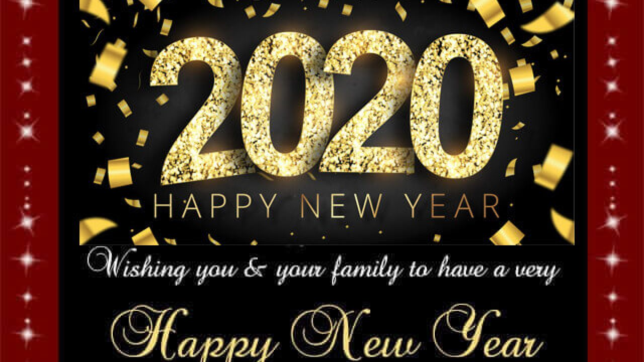 Image result for Happy New Year Greeting Card Images
