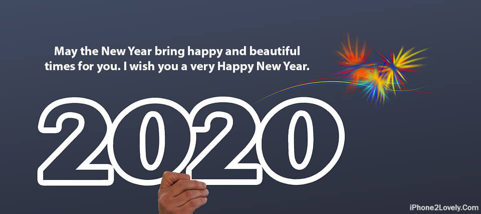 75 Happy New Year SMS 2020 Messages to Wish your Loved ...