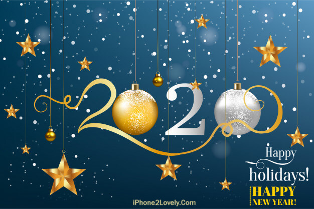 Best Happy New Year 2021 Wallpaper Images for Desktops in HD - Quotes Square