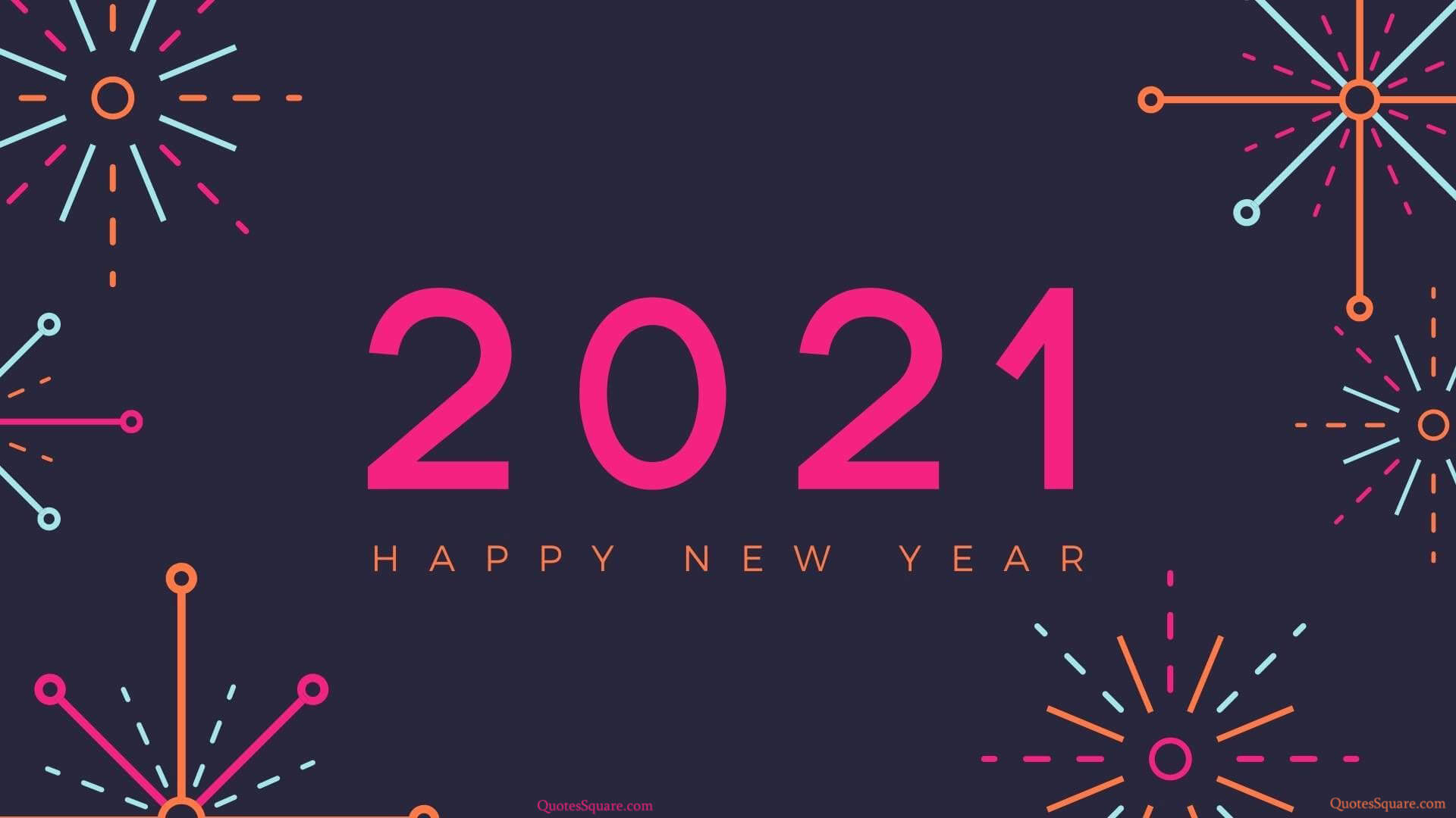 50 Happy New Year 2021 Background Images In Hd Quotes Square