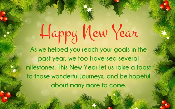 35 Happy New Year 2020 Wishes for Boss and Colleagues ...
