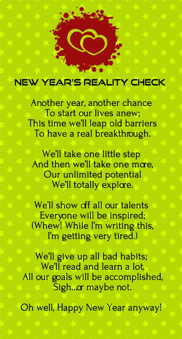 Happy New Year 2019 Poems
