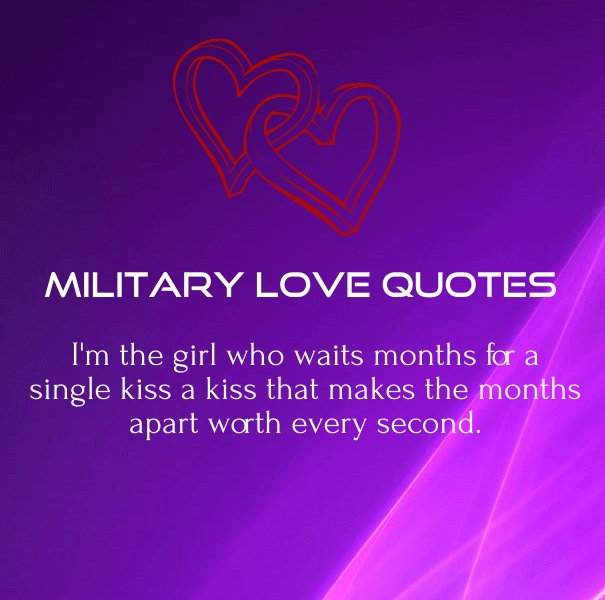 Military Love Quotes for Him – Army Relationship Sayings ...