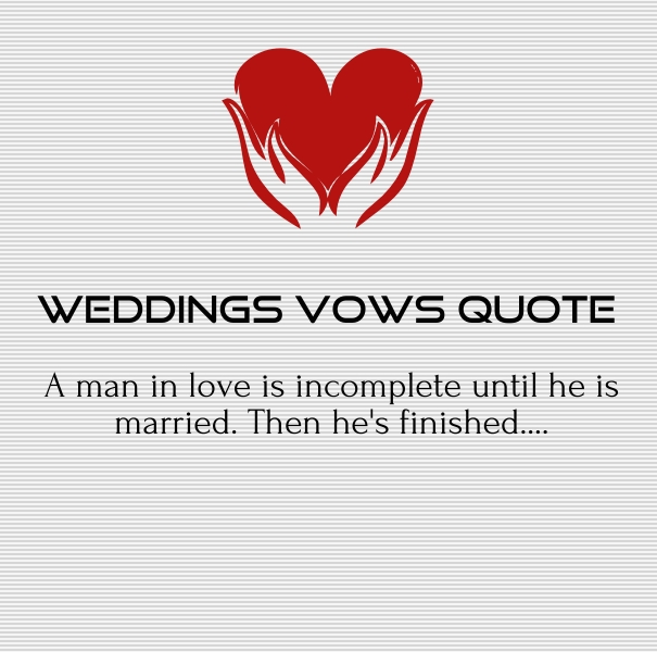 Beautiful Wedding Vows: Beautiful Wedding Vows For Him