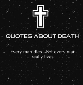Inspirational Quotes Death Loved One Quotes Square