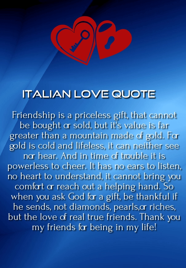 10 Best Italian Love Quotes Poems And Phrases Quotes Square