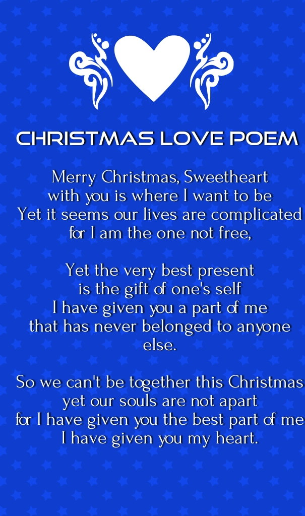 merry christmas love poems - Quotes Square