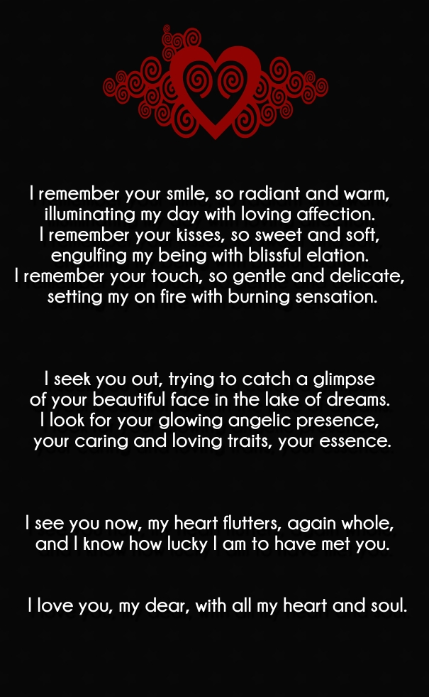 Emotionally Express Love Poems Quotes For Him And Her Quotes Square