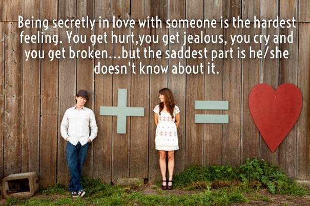 Sad Secret Crush Quotes For Her Guidomeyer