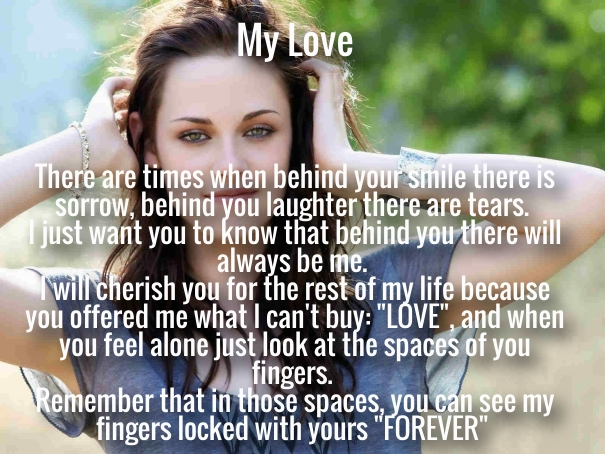short love poems for her that will make her cry - Quotes
