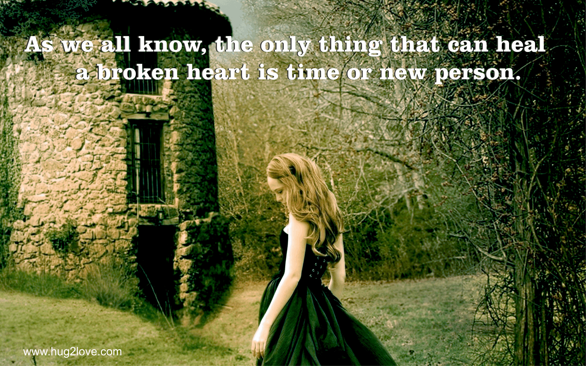How To Heal A Broken Heart Quotes With Images Quotes Square