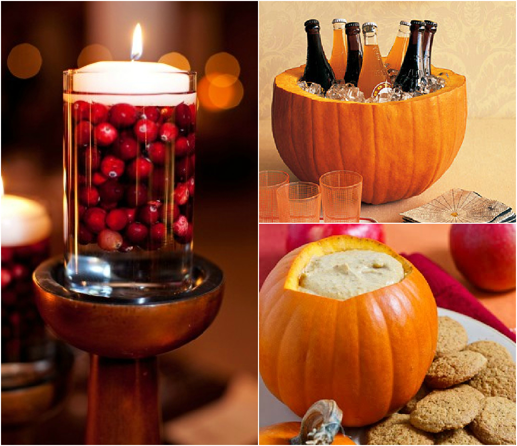Easy Thanksgiving Table Decoration Ideas Quotes Square