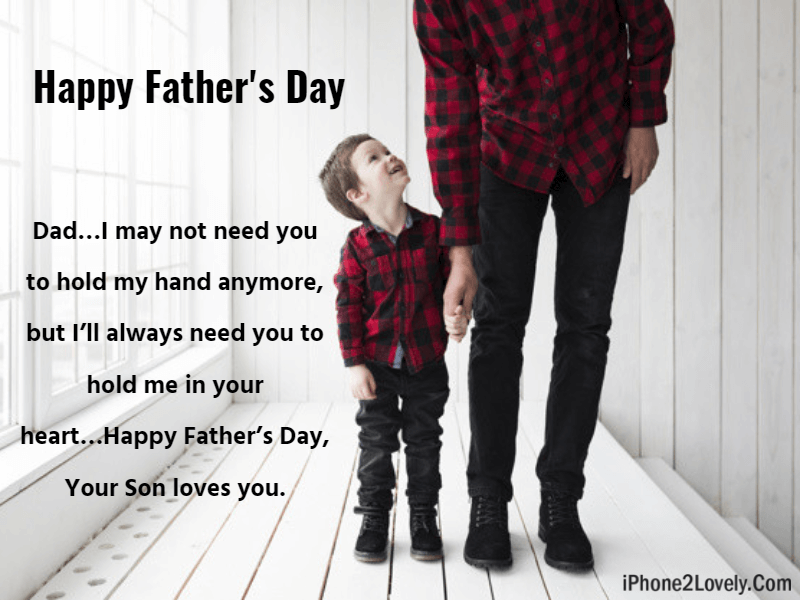 Happy Fathers Day Quotes From Son - Quotes Square