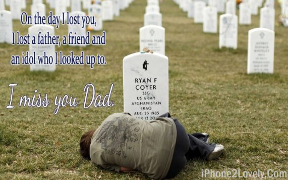 Heart Touching Fathers Day Quotes For Dad Who Passed Away ...