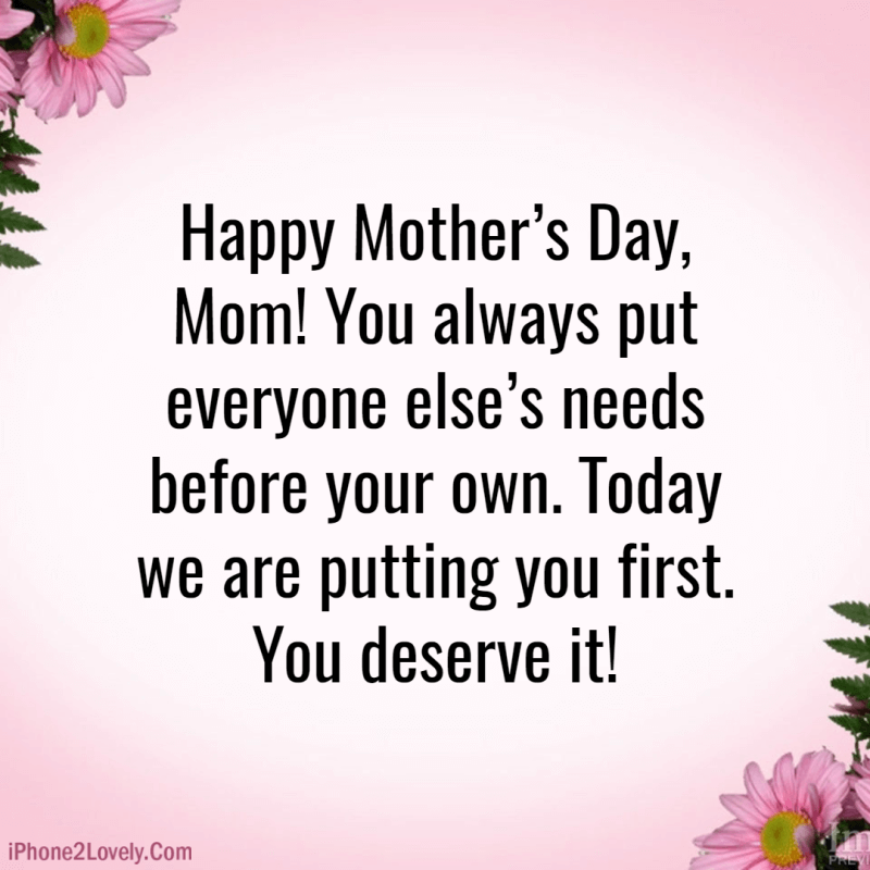 100 Happy Mother's Day Quotes Wishes and Messages 2019 - Quotes Square