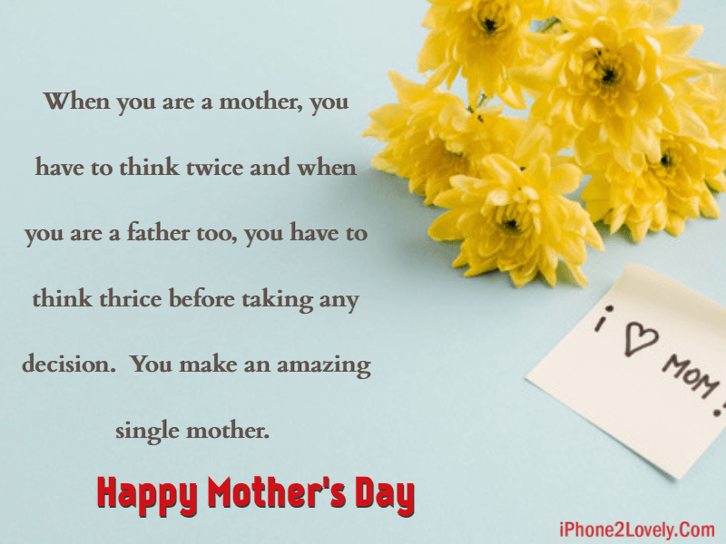 100 Happy Mother\'s Day Quotes Wishes and Messages 2019 ...