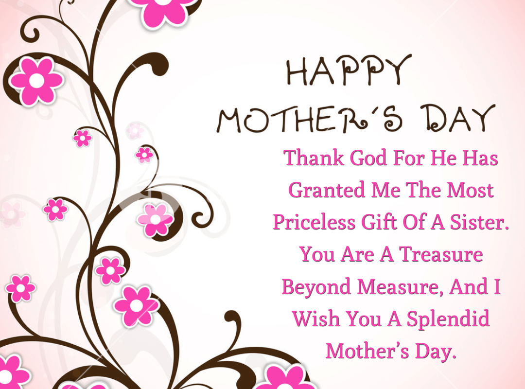 Sister In Law Mothers Day Quotes - Quotes Square