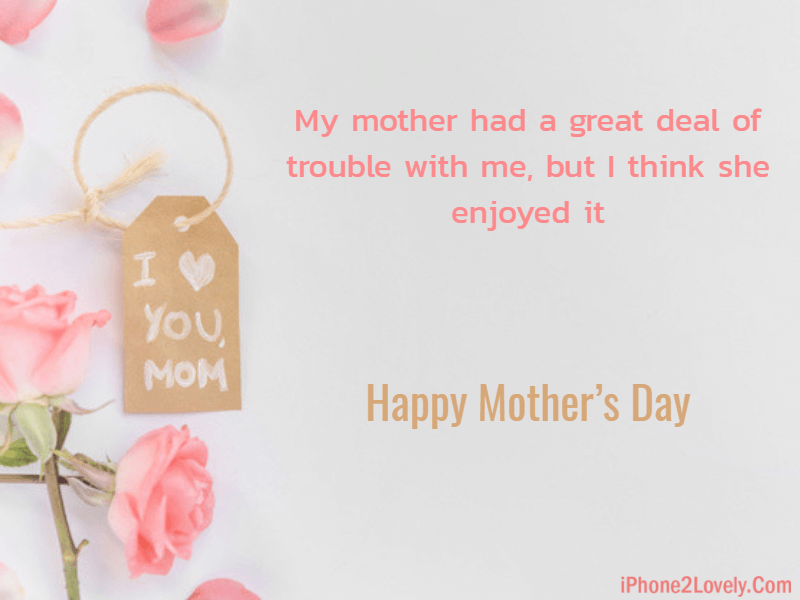 Short Mothers Day Quotes From Son - Quotes Square