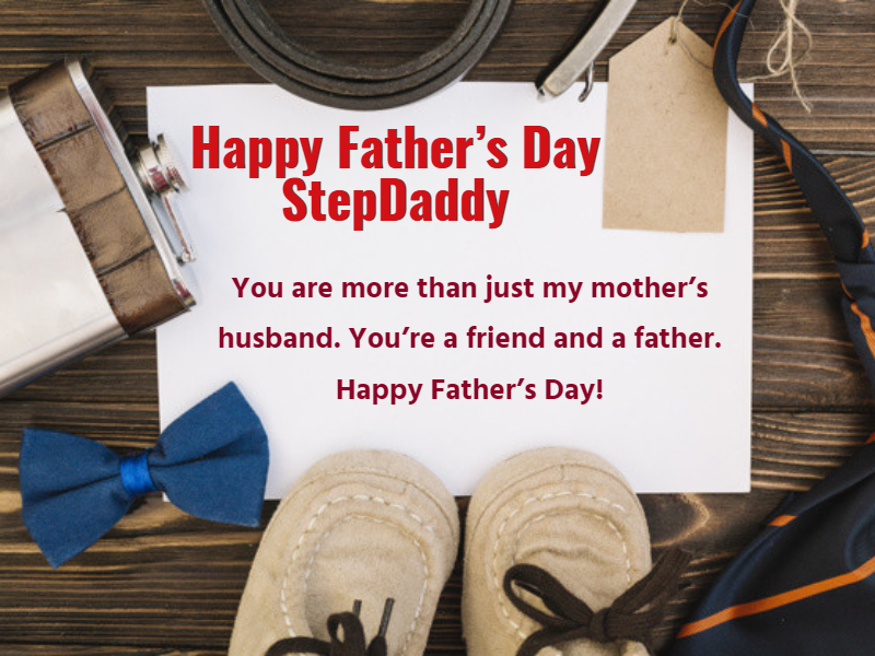 5d7cc134 25 Happy Father's Day Quotes and Saying for Stepdad - Quotes Square